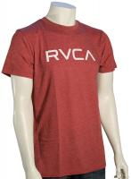 RVCA Big RVCA T-Shirt - Brick Red