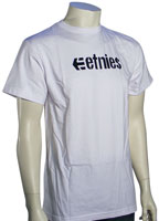 Etnies Corporate T-Shirt - White