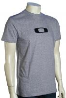Oakley Square O T-Shirt - Heather Grey