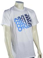 Oakley Quad Factory T-Shirt - White