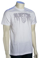 Electric Coolhand T-Shirt - White