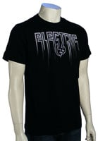 Electric Coolhand T-Shirt - Black
