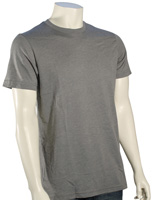 Volcom Heather T-Shirt - Slate Grey