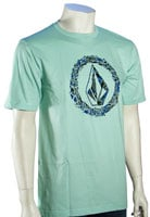 Volcom Broken T-Shirt - Lichen Green
