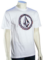 Volcom Broken T-Shirt - White