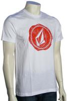 Volcom Wax Stone T-Shirt - White