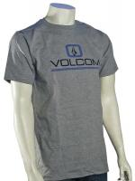 Volcom Oregon T-Shirt - Heather Grey