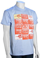 DC Reel Deal T-Shirt - Cloud Blue