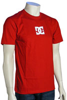 DC Solo Star Slim Fit T-Shirt - Red
