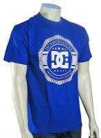 DC RD Lux Crest T-Shirt - Royal Blue