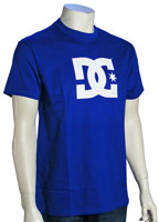 DC Star T-Shirt - Royal Blue
