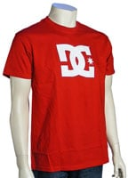 DC Star T-Shirt - Red / White