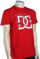 DC Center-D T-Shirt - Red