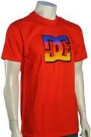 DC Venice T-Shirt - Red