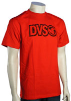 DVS Format T-Shirt - Red