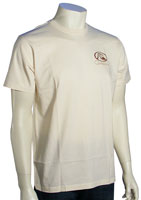 Quiksilver Waterman Wikoli Island T-Shirt - Tan