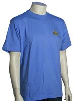 Quiksilver Waterman Odelay T-Shirt - Blue