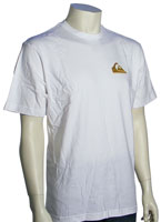 Quiksilver Waterman Odelay T-Shirt - White