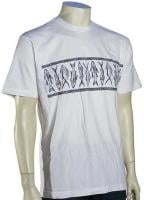 Quiksilver Waterman Fishsticks T-Shirt - White