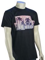 Quiksilver Waterman Black Book T-Shirt - Ash