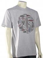 Quiksilver Waterman Seaworthy T-Shirt - Athletic Heather