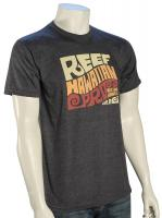 Reef Haleiwa II T-Shirt - Charcoal Heather