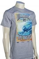 Billabong Event T-Shirt - Grey Heather