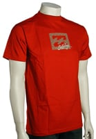 Billabong Balmoral T-Shirt - Fire
