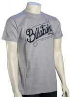 Billabong Manuscript T-Shirt - Athletic Heather