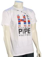 Billabong Pipe Hi T-Shirt - White