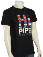 Billabong Pipe Hi T-Shirt - Black