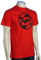 Billabong Mega Wave T-Shirt - Bright Red