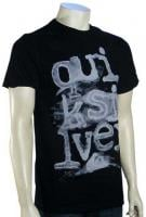 Quiksilver Deep End T-Shirt - Black