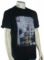 Quiksilver Open Road T-Shirt - Black
