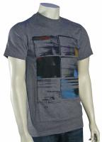 Quiksilver Storm T-Shirt - Smoke Heather