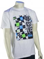 Quiksilver Deterred T-Shirt - White