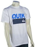 Quiksilver Quickness T-Shirt - White
