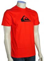 Quiksilver Mountain Wave T-Shirt - Vintage Red