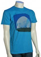 Quiksilver Sets T-Shirt - Segal Blue