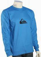 Quiksilver Mountain Wave LS T-Shirt - Caspian