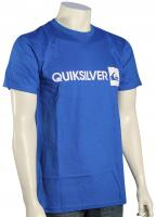 Quiksilver Everyday Gothic T-Shirt - Olympian Blue