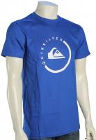 Quiksilver Everyday Active T-Shirt - Olympian Blue