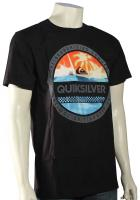 Quiksilver Filled In T-Shirt - Black