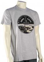 Quiksilver Eddie Tribe T-Shirt - Athletic Heather