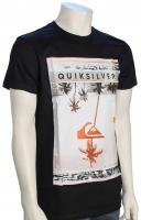 Quiksilver Hungup T-Shirt - Black