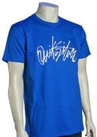 Quiksilver Throttle T-Shirt - Torque Blue
