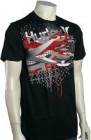 Hurley Breeze T-Shirt - Black