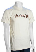 Hurley One and Only T-Shirt - Cloud