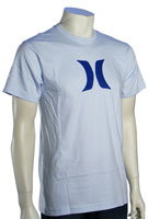 Hurley Icon T-Shirt - Coast