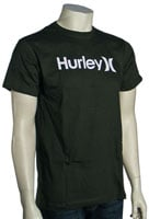 Hurley One and Only T-Shirt - Utility Green